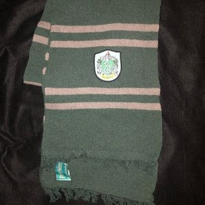 Harry Potter official licensed Slytherin scarf